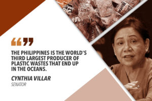 BAN SINGLE-USE PLASTICS – VILLAR