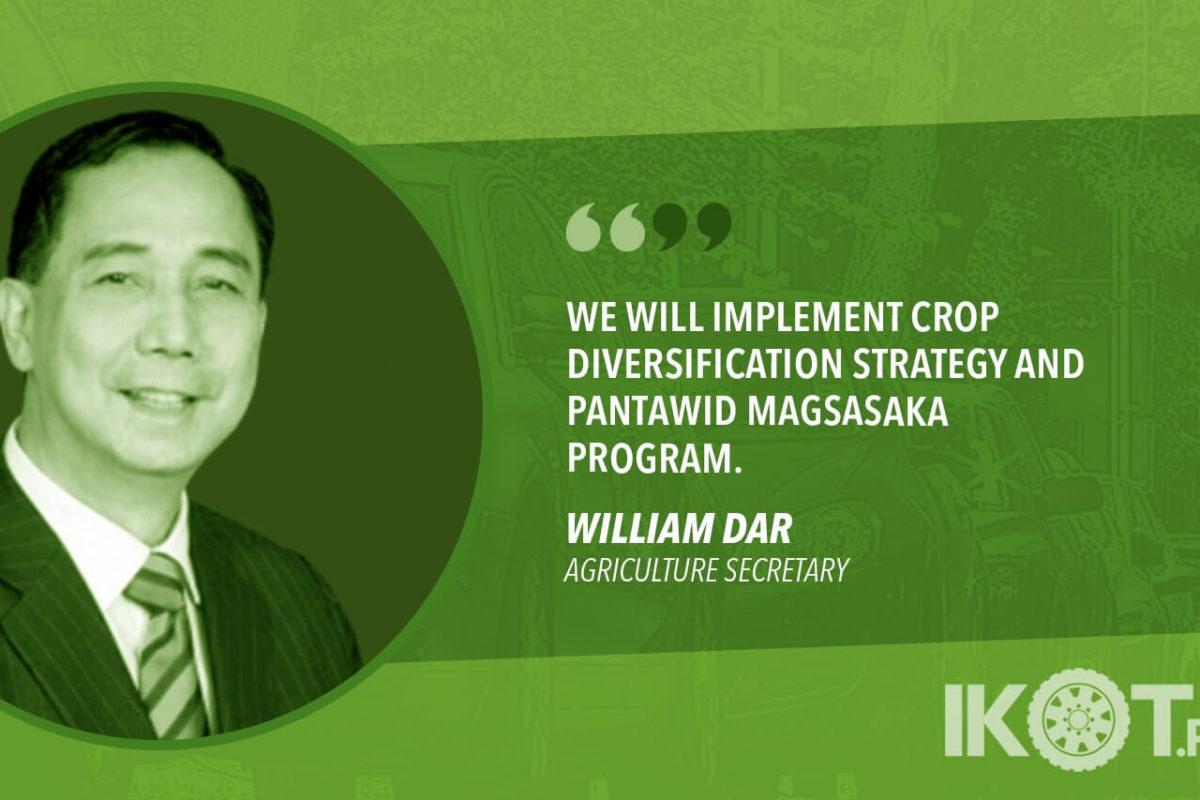 AGRI TARGETS OUTPUT OF 3-4% UNTIL 2022 – DAR