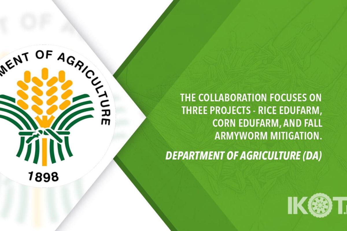 EDUFARMS TO GIVE FARMERS NATIONWIDE NEEDED TRAINING – DA