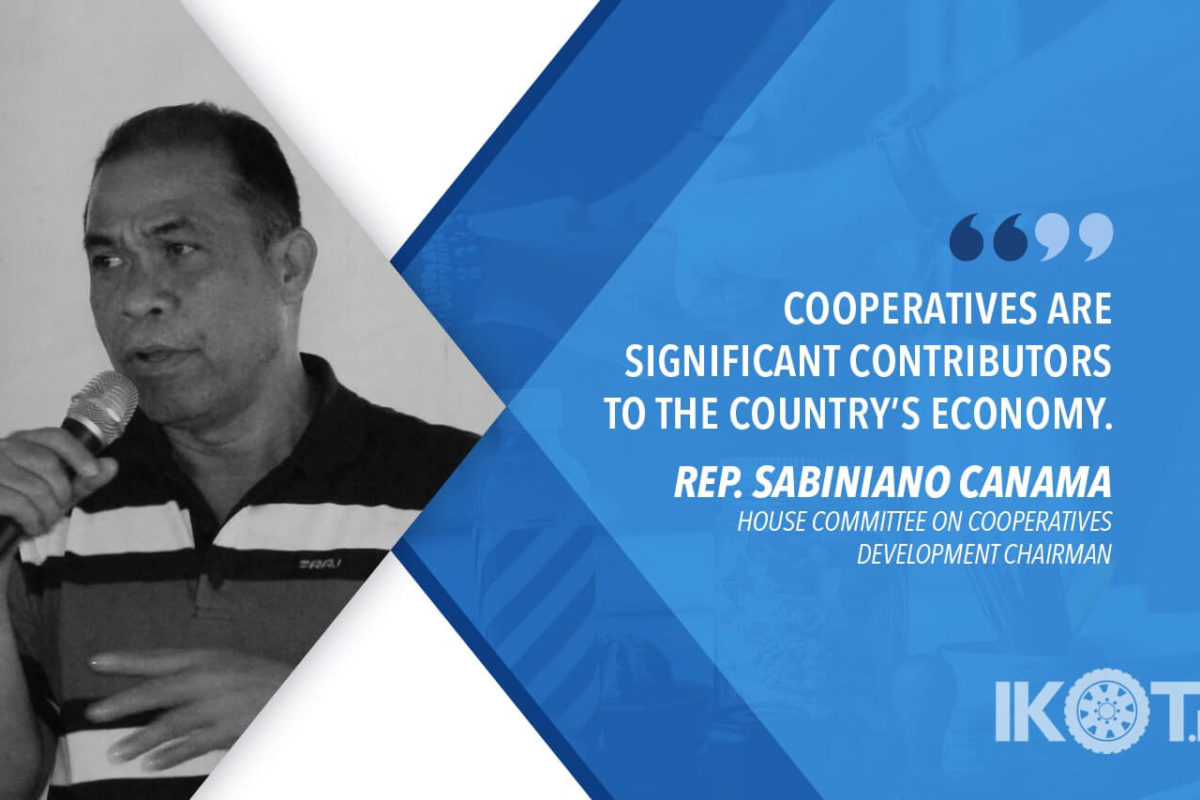HOUSE PANEL APPROVES BILL DECLARING OCTOBER AS NAT'L COOP MONTH – CANAMA