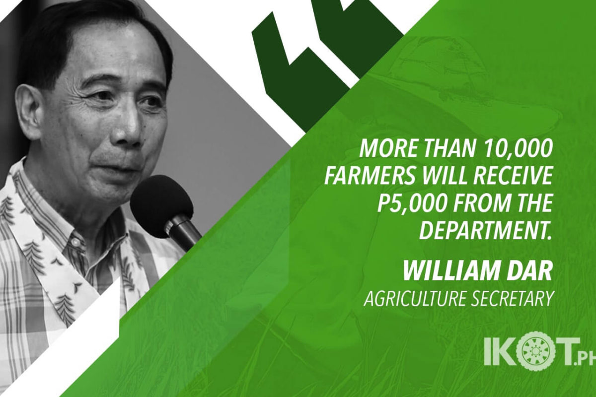 OCCIDENTAL MINDORO FARMERS TO RECEIVE P300-M IN AGRI-FISHERY PROJECTS – DAR