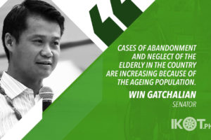 BUILD ELDERLY NURSING HOMES IN EVERY CITY, MUNICIPALITY – GATCHALIAN