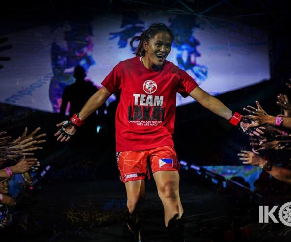TEAM LAKAY'S GINA INIONG: 'I AM THE MORE WELL-ROUNDED FIGHTER'