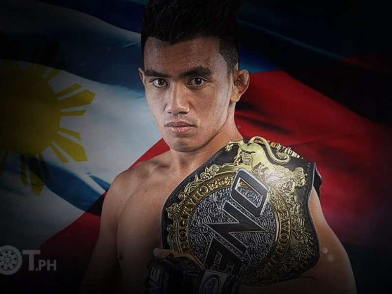 JOSHUA PACIO WANTS TO PROVE HE IS WORTHY OF BEING CALLED CHAMPION