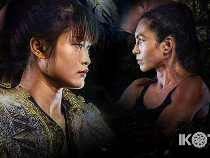 STAMP FAIRTEX TO DEFEND ONE ATOMWEIGHT KICKBOXING WORLD TITLE AGAINST JANET TODD IN SINGAPORE