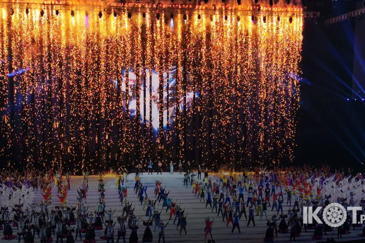 MAGELLAN VOYAGE QUINCENTENNIAL KICK-OFF, SEA GAMES CEREMONIES MADE 'MAGICAL' BY IMMERSIVE TECHNOLOGY