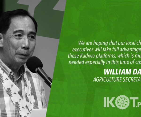 DA LAUNCHES KADIWA EXPRESS AND KADIWA ONLINE – DAR