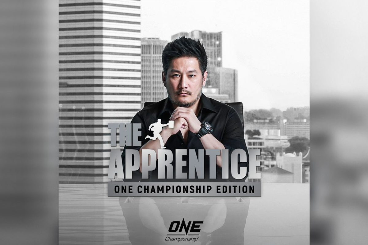ONE CHAMPIONSHIP TAPS REFINERY MEDIA AS PRODUCTION PARTNER FOR 'THE APPRENTICE'