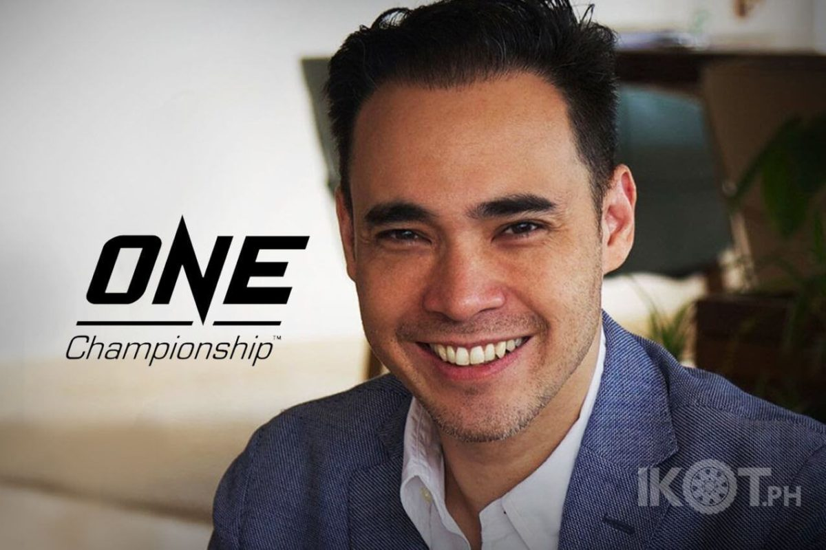 PATRICK GROVE, CO-FOUNDER/CEO OF CATCHA GROUP AND CO-FOUNDER OF IFLIX, TO GUEST STAR ON 'THE APPRENTICE: ONE CHAMPIONSHIP EDITION'