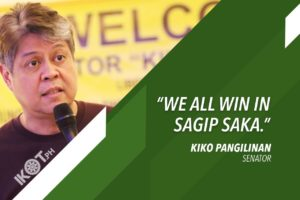 LGUs BUYING FOOD FROM FARMERS SHOULD BE PART OF NEW NORMAL – PANGILINAN