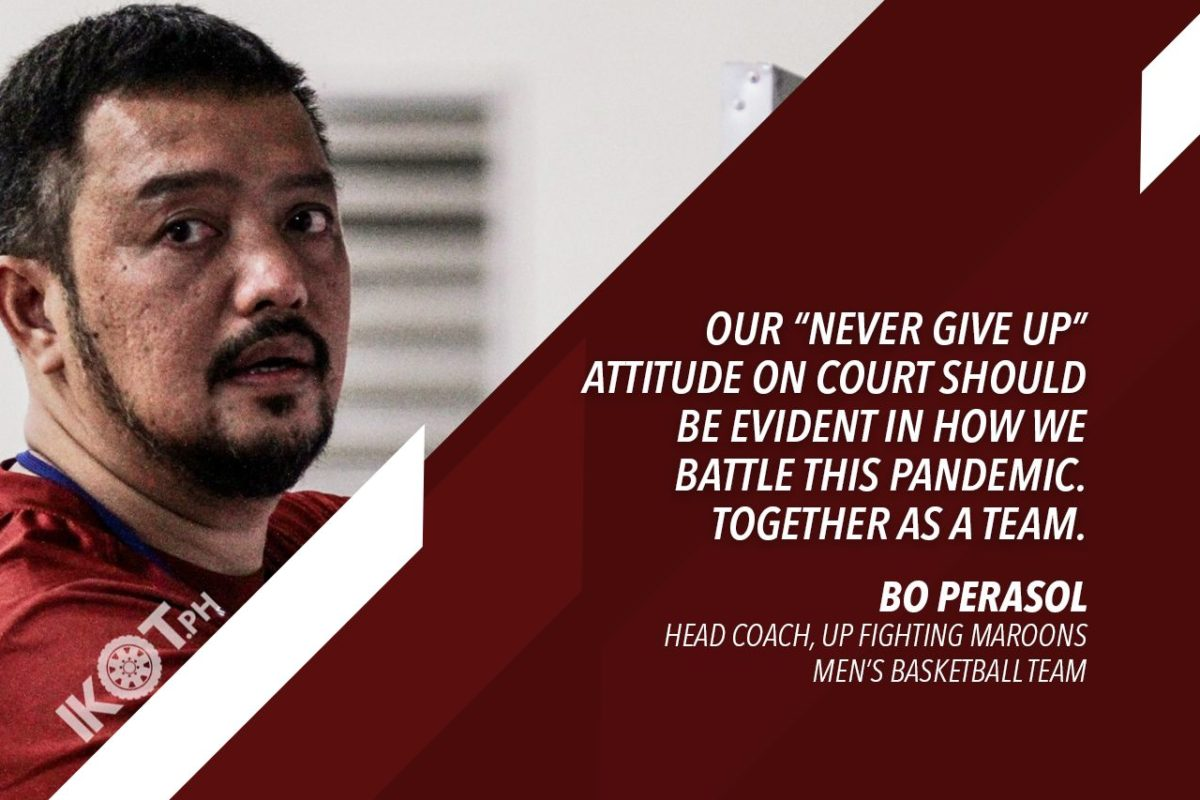 FIGHTING MAROONS STAY FIGHTING AMID COVID-19
