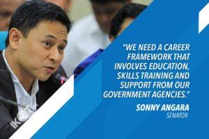 MAKE FILIPINO WORKFORCE READY FOR DIGITAL 'NEW NORMAL' JOBS – ANGARA