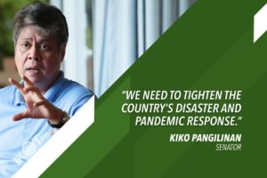 PH NEEDS CENTER FOR DISEASE CONTROL AND PREVENTION – PANGILINAN