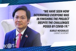 YOLANDA HOUSING FOR ORMOC CITY, 100% COMPLETED – NOGRALES