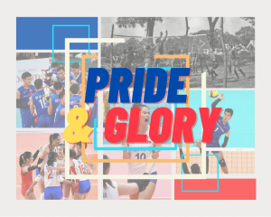 Show Philippine's Volleyball National Team