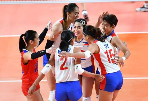 Phil Women's National Volleyball Team