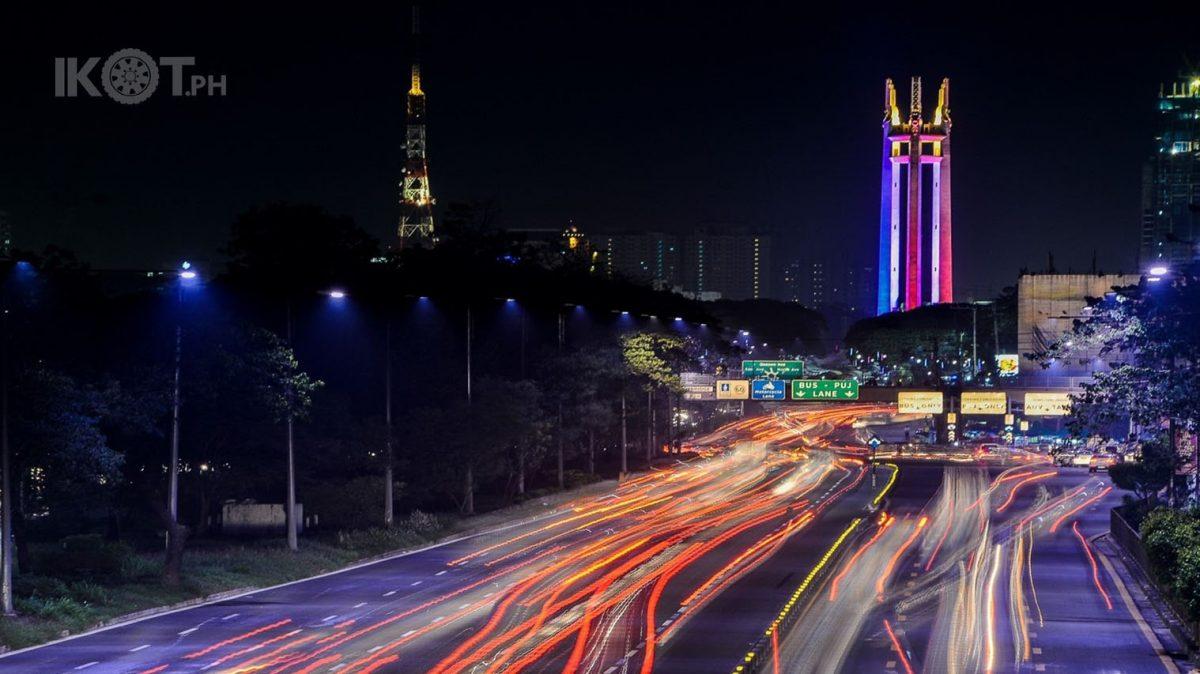 Quezon City circle