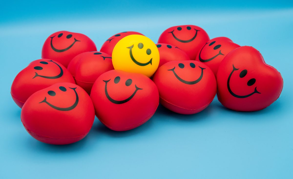 smile, a cluster of smiley faces