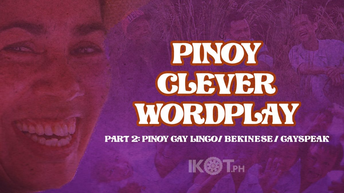 PINOY CLEVER WORDPLAY
